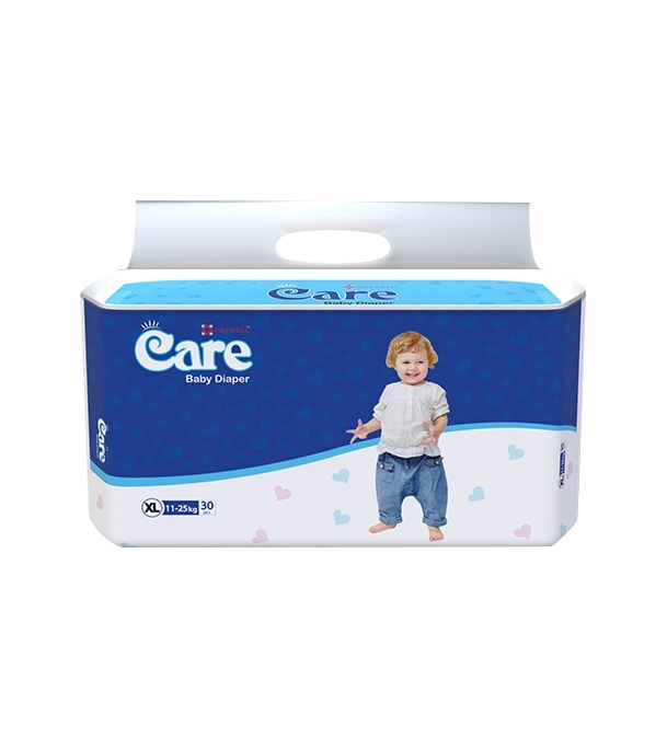 Care Baby Diaper 11KG-25KG 30pcs