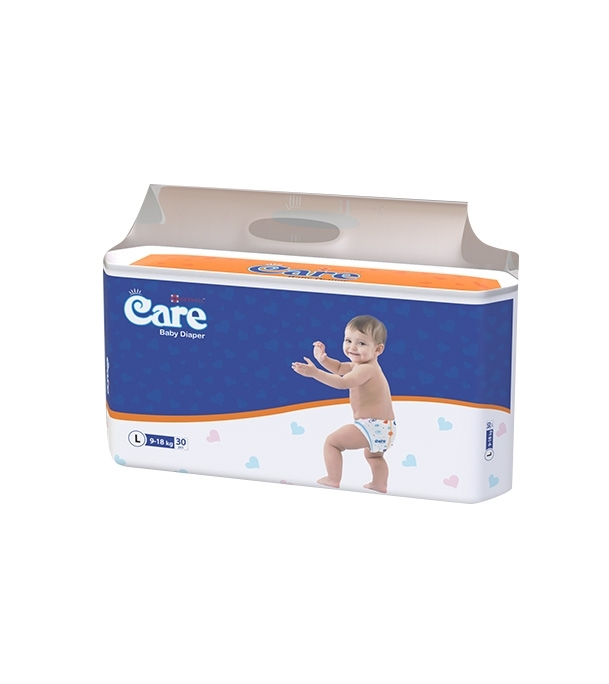 Care Baby Diaper 9 KG-18 KG 30pcs